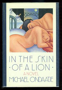book review for in the skin of a lion