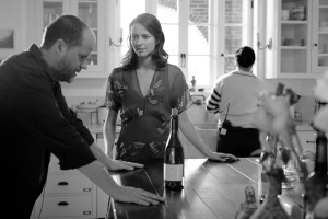In which Amy Acker (and others) rocked Joss Whedon's kitchen