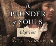 Plunder Of Souls blog tour button