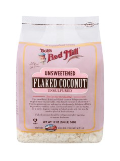 Bob's Red Mill flaked coconut