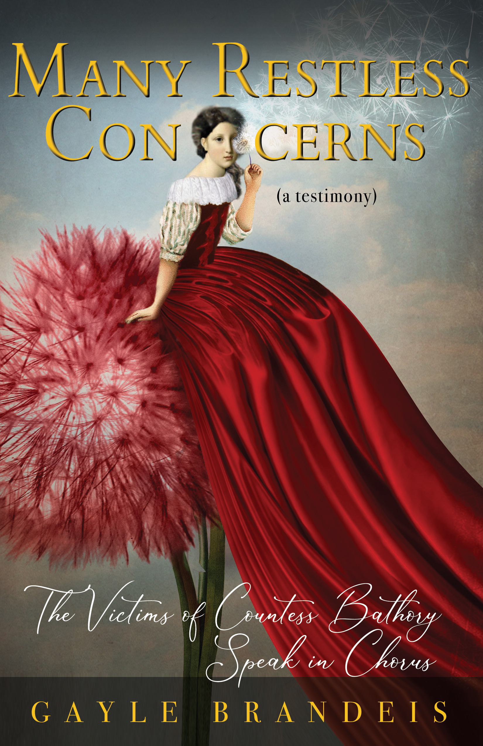 many restless concerns book cover
