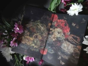 the book of flowering cover